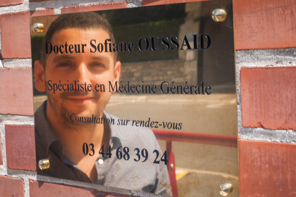 Docteur Sofiane Oussaïd
